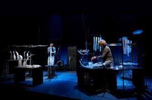 Von Krahli laval Arve Hendriksen, Terje Isungset ja u 30 klaasist instrumenti